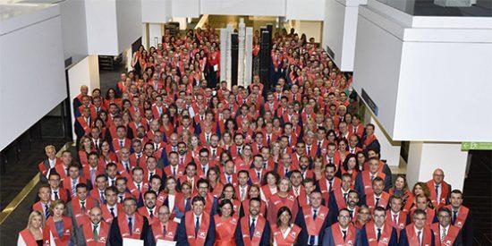 Más de 450 empleados de CaixaBank se gradúan en el Máster en Negocio Bancario y Gestión y asesoramiento de clientes de la Universitat Pompeu Fabra