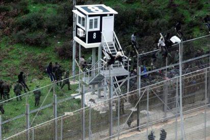 Pedro Sánchez disuelve 'los búhos', la unidad secreta de la Guardia Civil que controla los asaltos a las vallas de Ceuta y Melilla