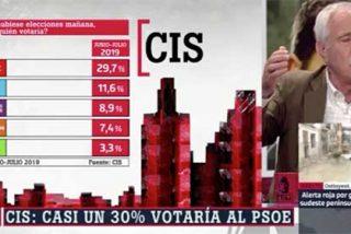 Chani estalla con otra 'cocina' al gusto del PSOE y se lleva por delante a los escandalizados progres Ejerique, Ferreras y Llamazares