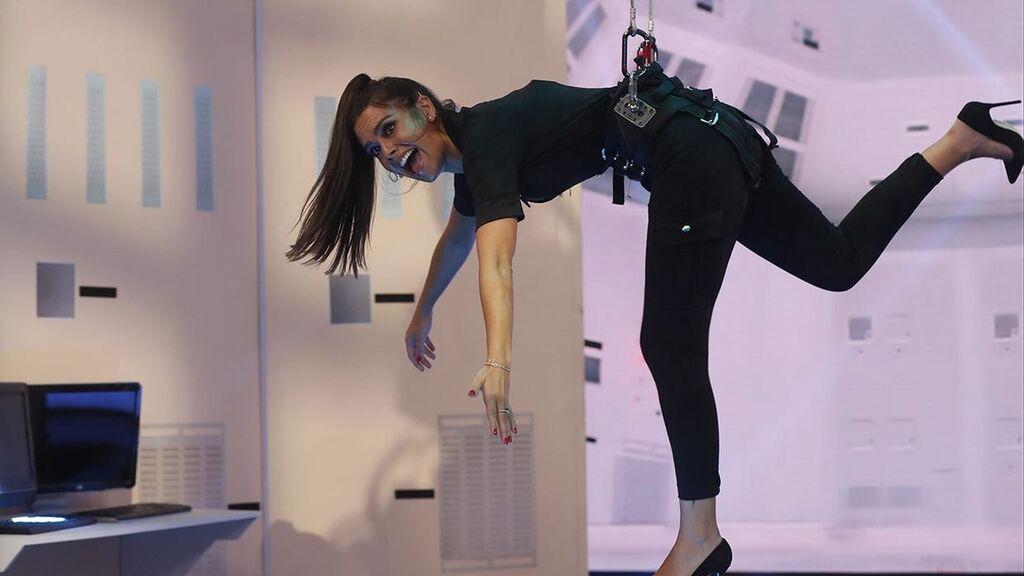 El descomunal patinazo de Cristina Pedroche en su primera noche como colaboradora de 'El Hormiguero'