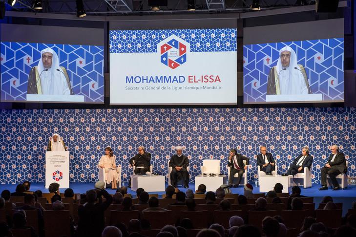Conferencia Internacional de Paz.