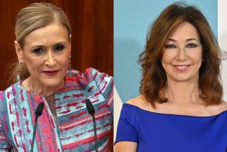 Cristina Cifuentes se 'venga' de Susanna Griso y le da una enorme alegría a Ana Rosa Quintana
