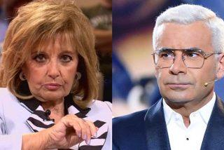 Pelos de punta: La verdadera y terrible relación entre Jorge Javier Vázquez y María Teresa Campos