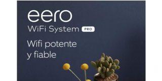 Eero y Eero Pro, las redes wifi en malla de Amazon
