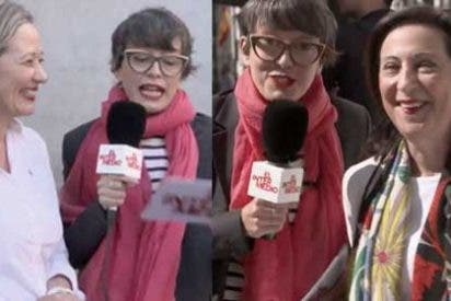 El 'nivelazo' de las políticas de izquierdas: Marga Robles y Vicky Rosell no dan pie con bola con preguntas de primaria