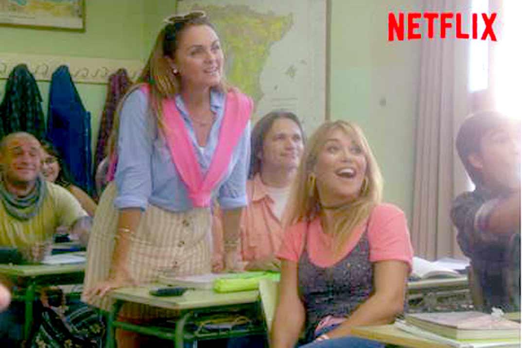 Al salir de clase - Elite © Netflix
