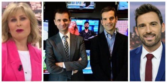 Festival de 'enchufados' en Telemadrid: una televisión convertida en agencia de colocación de 'amiguetes' y conocidos