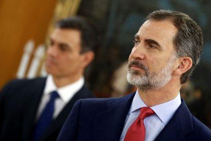 'Golpe de mano' de Casa Real a Sánchez e Iglesias: Felipe VI se presenta sin previo aviso al Consejo Nacional de Seguridad