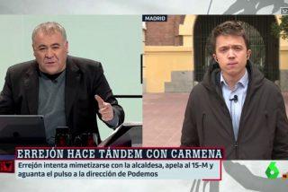 A García Ferreras y laSexta les sale muy cara una vergonzosa precampaña pro Carmena y Errejón