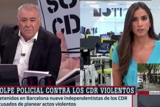 """'Argumentarios Ferreras' para lavarle la cara a los violentos CDR: """"Son solo un reducto pequeño"""""""