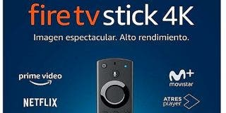 Nuevo Amazon Fire TV Stick 4K