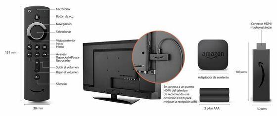 Nuevo Fire TV Stick 4K
