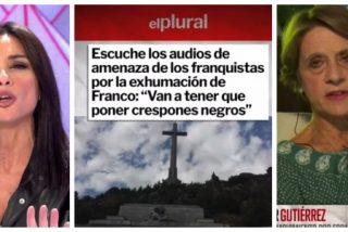 El Quilombo / La 'bien pagá' de un nieto de Franco intenta lavar su pasado maltratando a la franquista Pilar Gutiérrez