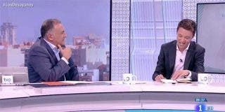 Xabier Fortes, de risas y complicidades con su 'idolatrado' Errejón en la entrevista más dulce para el expodemita