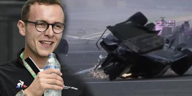 Fallece el piloto francés Anthoine Hubert tras este terrorífico accidente en la carrera de Fórmula 2 en Spa