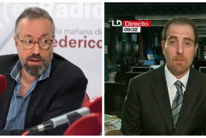 Girauta pone nombres y apellidos a la última cacicada de RTVE por vetar el cara a cara entre Rivera y Sánchez: orden de Moncloa ejecutada por Enric Hernández
