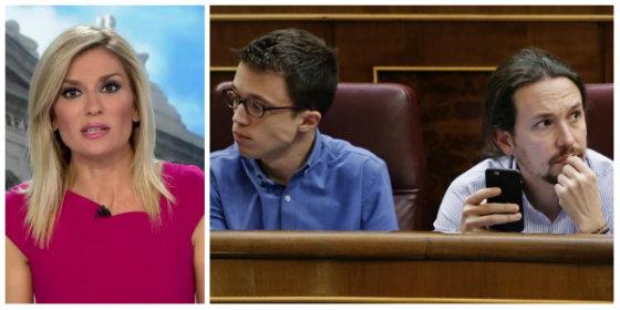 ¡Vaya periodista estás hecha, Sandra Golpe! Su hijo de diez años fue quien vaticinó la ruptura entre Iglesias y Errejón