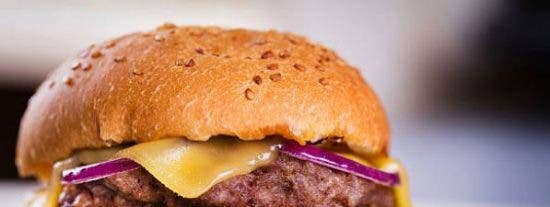 Hamburguesa con queso o Cheesburger