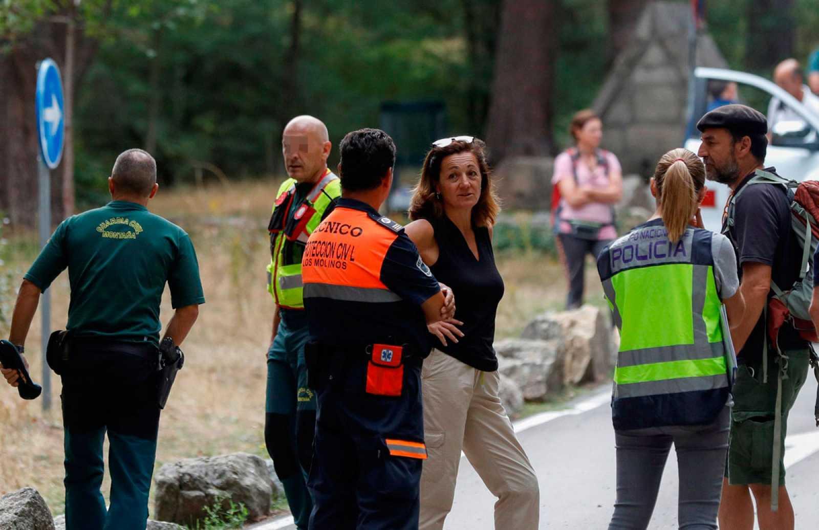 Exclusiva: la Policía estudia el móvil de Blanca Fernández Ochoa al sospechar que la familia esconde algo