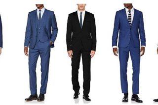 Hugo Boss trajes