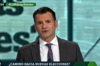 Iñaki López 'mata' a Pedro Sánchez y se queda tan ancho