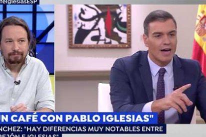 Atresmedia 'marca' los pasos a la izquierda: laSexta emite el primer mitin preelectoral de Sánchez y ofrece Antena3 a Iglesias para que le replique