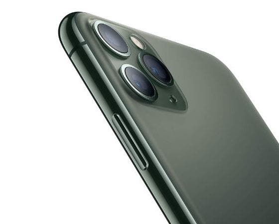 iPhone 11 con IA