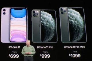 Diferencias entre el iPhone 11, el 11 Pro y el iPhone 11 Pro Max