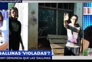 María Jamardo destapa a la desequilibrada animalista que critica las violaciones de gallinas y defiende al homicida Rodrigo Lanza