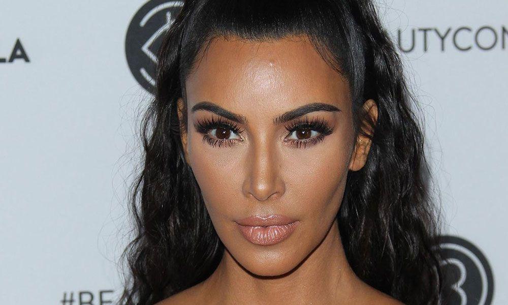 Kim Kardashian y su impactante foto de hace 20 años que arrasa en Internet