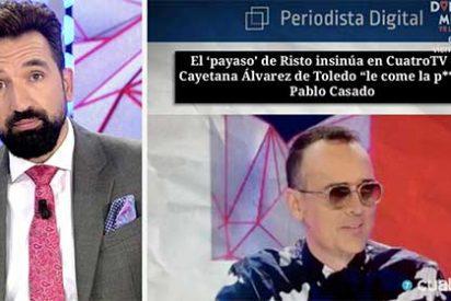 Mejide y Lago defienden la bromita que hicieron con Álvarez de Toledo comiéndole la p*lla a Casado y las redes les destrozan