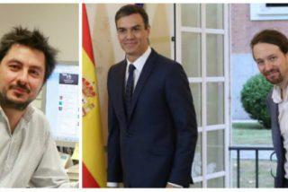 """Antonio Lucas se ceba de lo lindo con PSOE y Podemos a los que llama """"trileros"""" e invita a los electores a tomar medidas drásticas"""