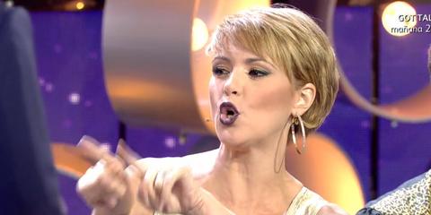 María Jesús Ruiz.