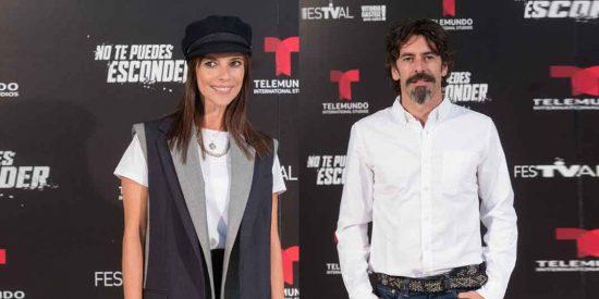 Maribel Verdú y Eduardo Noriega - No te puedes esconder © FesTVal 2019