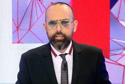 """VOX prohíbe la entrada a su mitin a un 'bufón' de Risto Mejide porque su """"programa no es informativo"""""""