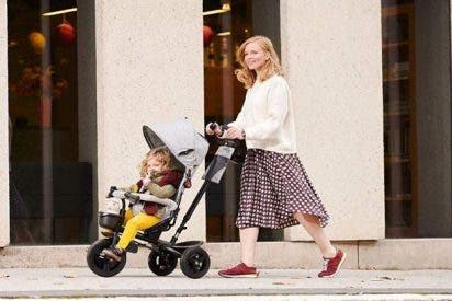 Mejores triciclos para bebés evolutivos 2019
