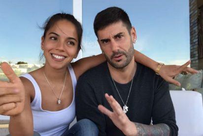 La mujer de Melendi rompe el silencio para hablar de su controvertida boda
