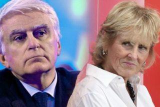 Mercedes Milá se 'alía' con Teresa Campos y airea un lamentable secreto de Vasile que hunde a Telecinco