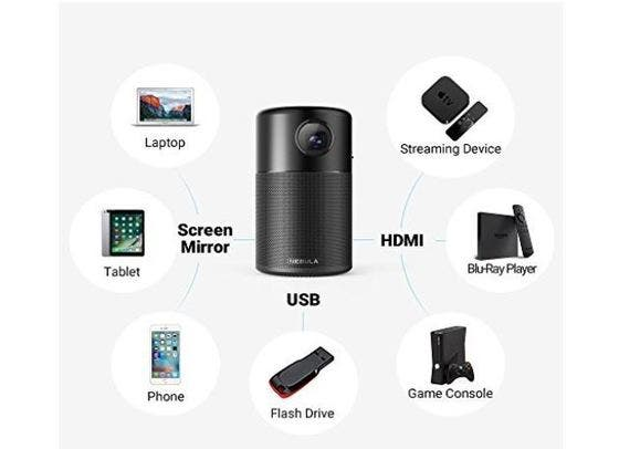 mini proyectores recomendados