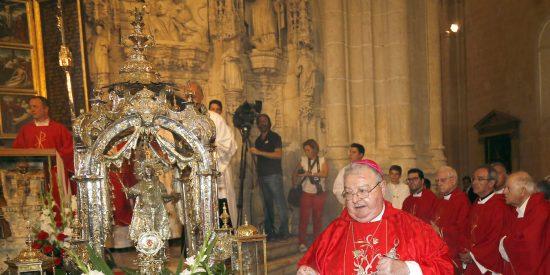 El obispo de Palencia recuerda a la 'España Vaciada' en la fiesta de San Antolín