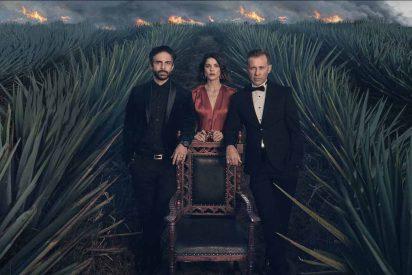 «Monarca»: Netflix lanza el primer tráiler y la fecha de estreno de la serie de Salma Hayek