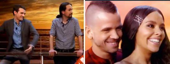 Pablo Motos vuelve a la TV juntando en un barco a Casado, Rivera e Iglesias… y mofándose de los pastelosos Pedroche y Dabiz Muñoz