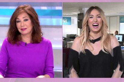 """'Zasca' brutal de Ana Rosa Quintana a una de sus reporteras: """"¡Estáis haciendo un montajito!"""""""