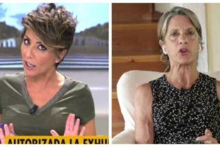 La hija del editorialista del 'Arriba' que lloró a lágrima viva a Franco se regodea con la derrota de la franquista Pilar Gutiérrez