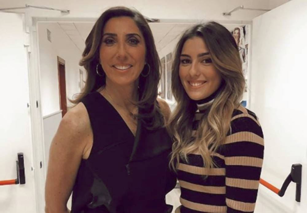 Pelea en los pasillos de Telecinco entre Paz Padilla y colaboradores de Sálvame por culpa de su hija