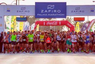 "Palma de Mallorca se prepara para celebrar la ""Zafiro Palma Marathon"""