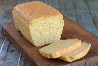 Receta de pan keto o bajo en hidratos