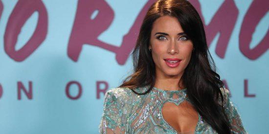 Pilar Rubio le roba el protagonismo a Sergio Ramos en su gran noche
