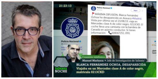 Twitter le mete una buena segada a Max Pradera por su vómito contra Blanca Fernández Ochoa
