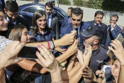 Un zoom indiscreto capta una inquietante foto de Doña Letizia y causa otro problema a la Casa Real